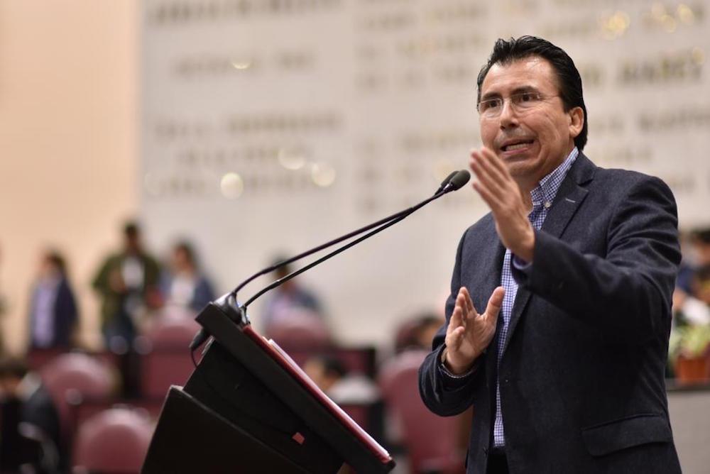 COVID-19 se ha prolongado porque no ha habido responsabilidad social: diputado Gonzalo Guízar