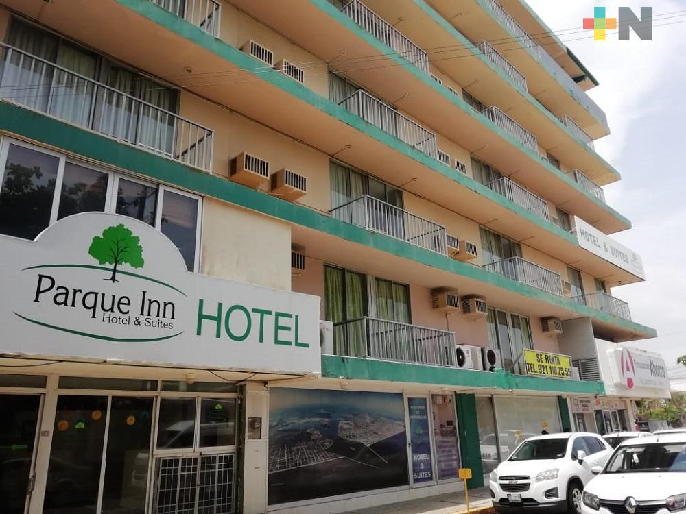 Hoteles de Coatzacoalcos ya aplican medidas sanitarias