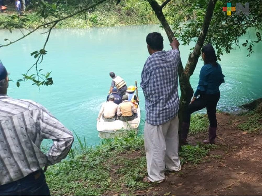 Hallan cuerpo de joven que se ahogó en río Atoyac