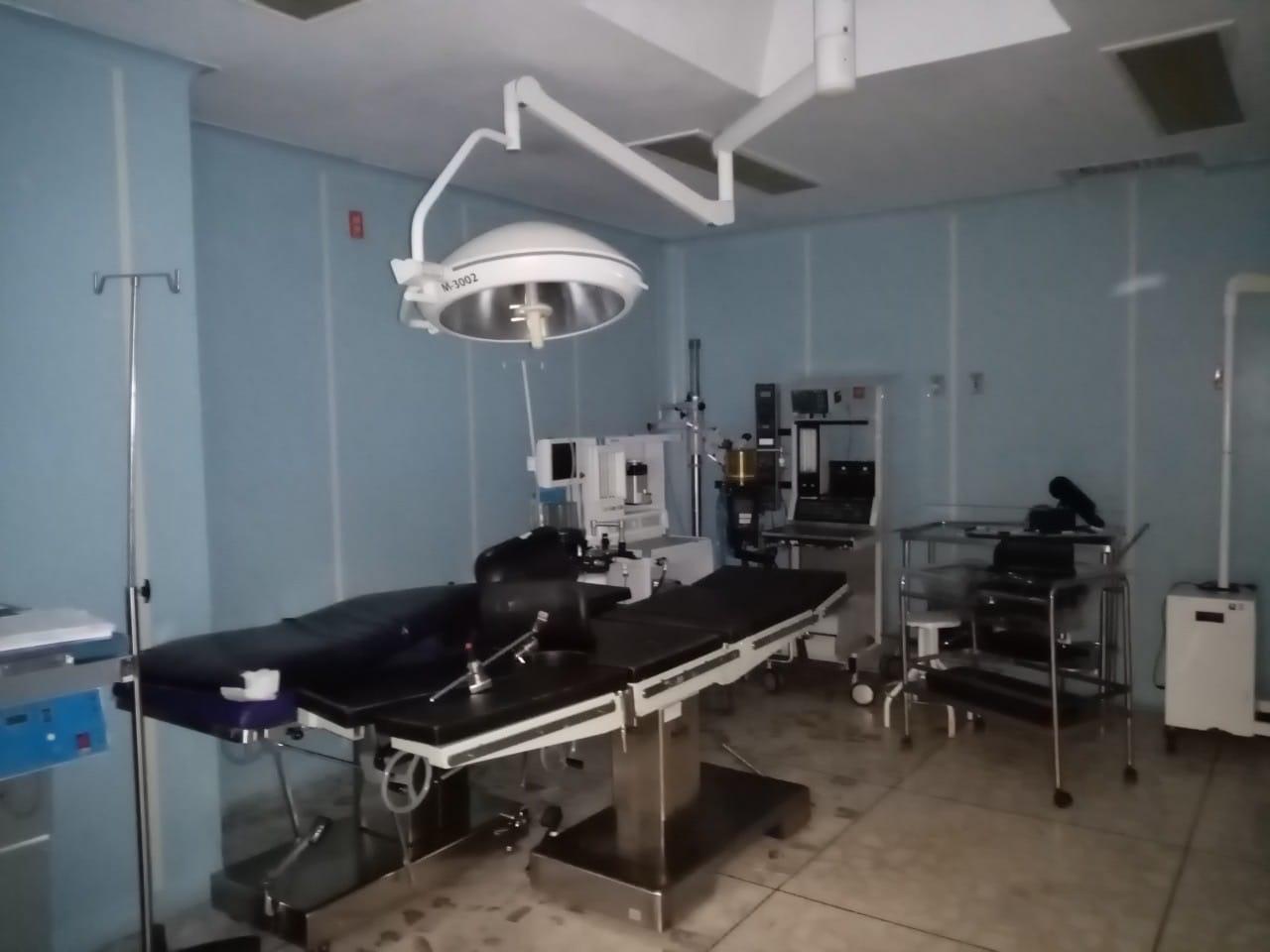 Veracruz, a la vanguardia en salud con quirófano inteligente en Hospital de Alta Especialidad: Cuitláhuac García