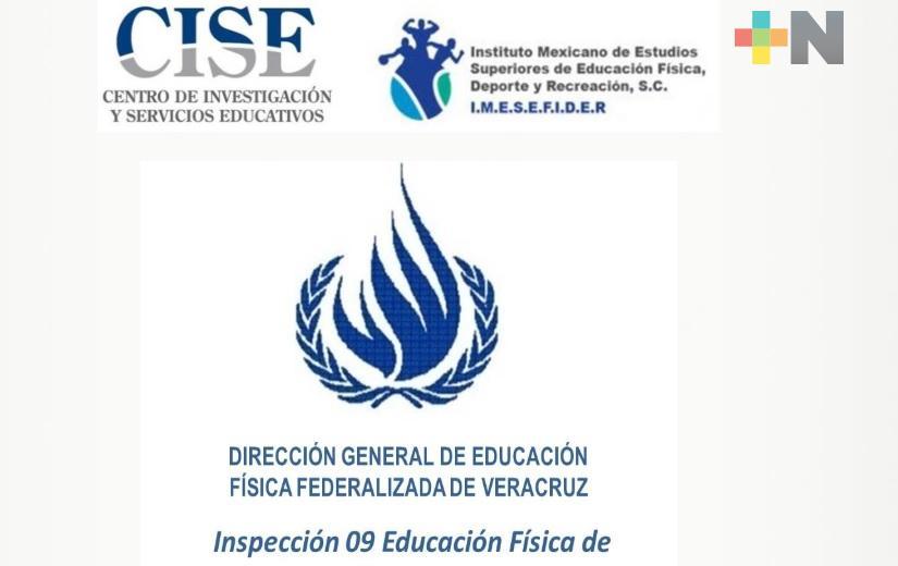 Inicia Ciclo de Conferencias de Educación Física del IMESEFiDeR