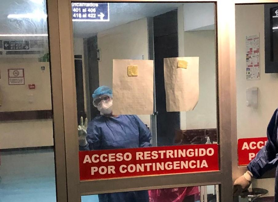 Tras reactivación de centros comerciales aumentaron hospitalizaciones por COVID-19 en IMSS de Veracruz