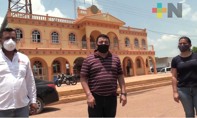 Hoy en Veracruz los recursos públicos para obra pública no se quedan en los bolsillos de nadie: Juan Javier Gómez Cazarín
