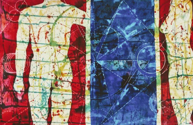 Presenta IVEC Andares y discursos, pintura de Lourdes Azpiri