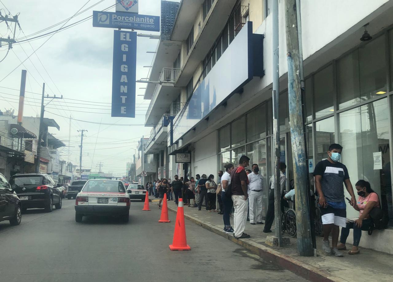 Comercios deberán lavar fachadas y banquetas en Martínez de la Torre