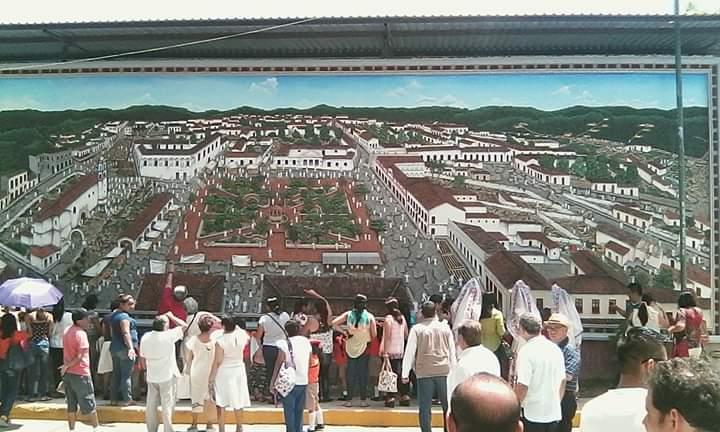 Invita IVEC a conocer Papantla a través de sus murales