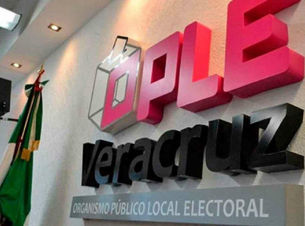 OPLE Veracruz aprobó el proceso técnico operativo del Programa de Resultados Preliminares
