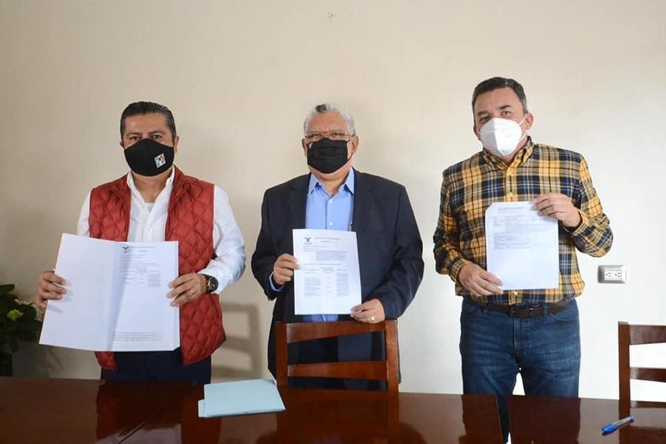 PAN, PRD y PRI presentaron, por separado, una acción de inconstitucionalidad en contra de reforma electoral