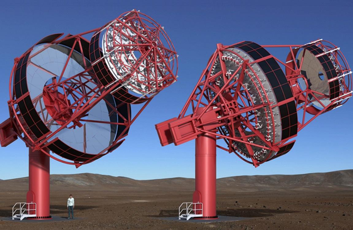 """Plataforma del Telescopio """"pSCT"""", fue hecha por expertos de la UNAM"""