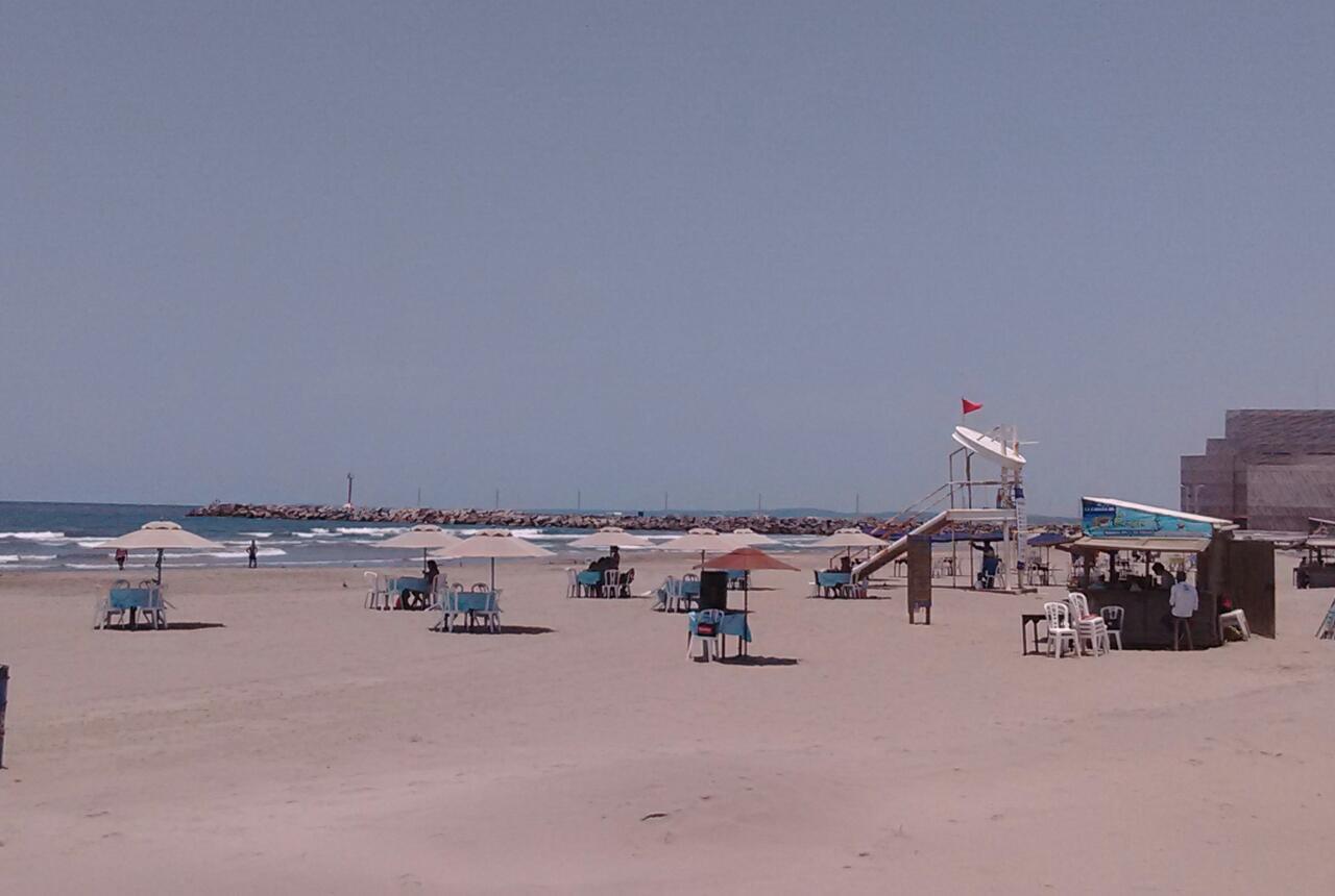 Con medidas sanitarias, playas de Boca del Río abrieron el fin de semana