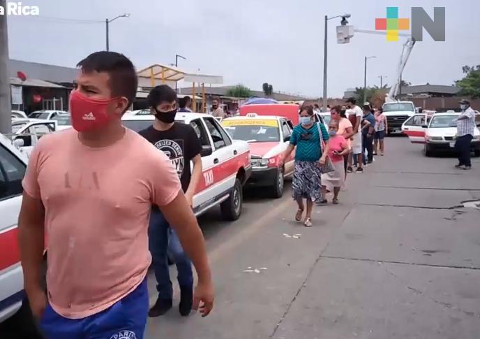 Poza Rica, municipio del norte con mayor número de contagiados de coronavirus
