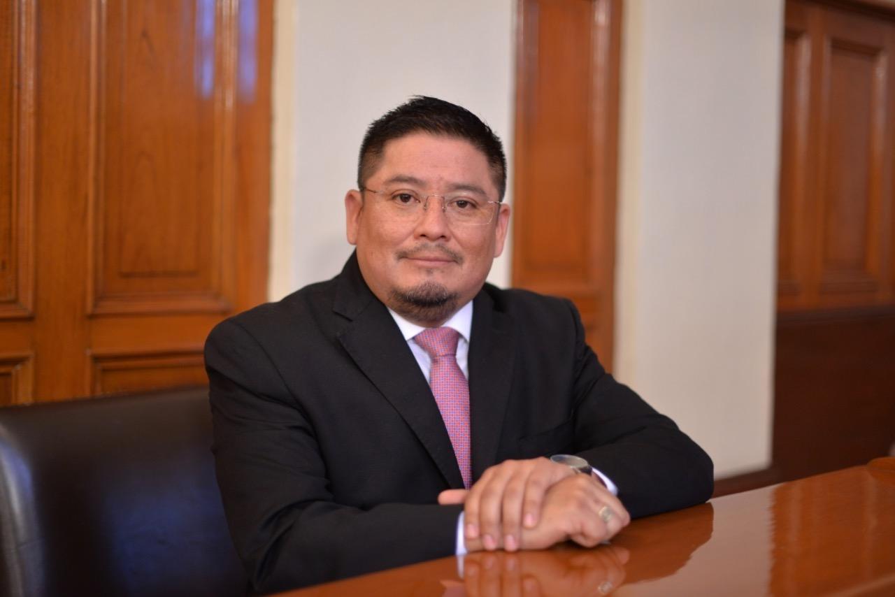Diputado Rubén Ríos refrendó su compromiso con la ciudadanía, al apoyar a la afectada por COVID-19