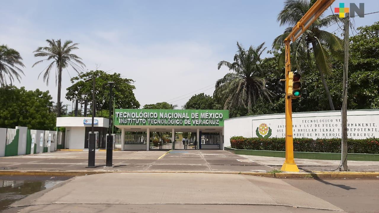 Instituto Tecnológico de Veracruz modificó examen de admisión; ahora será en línea