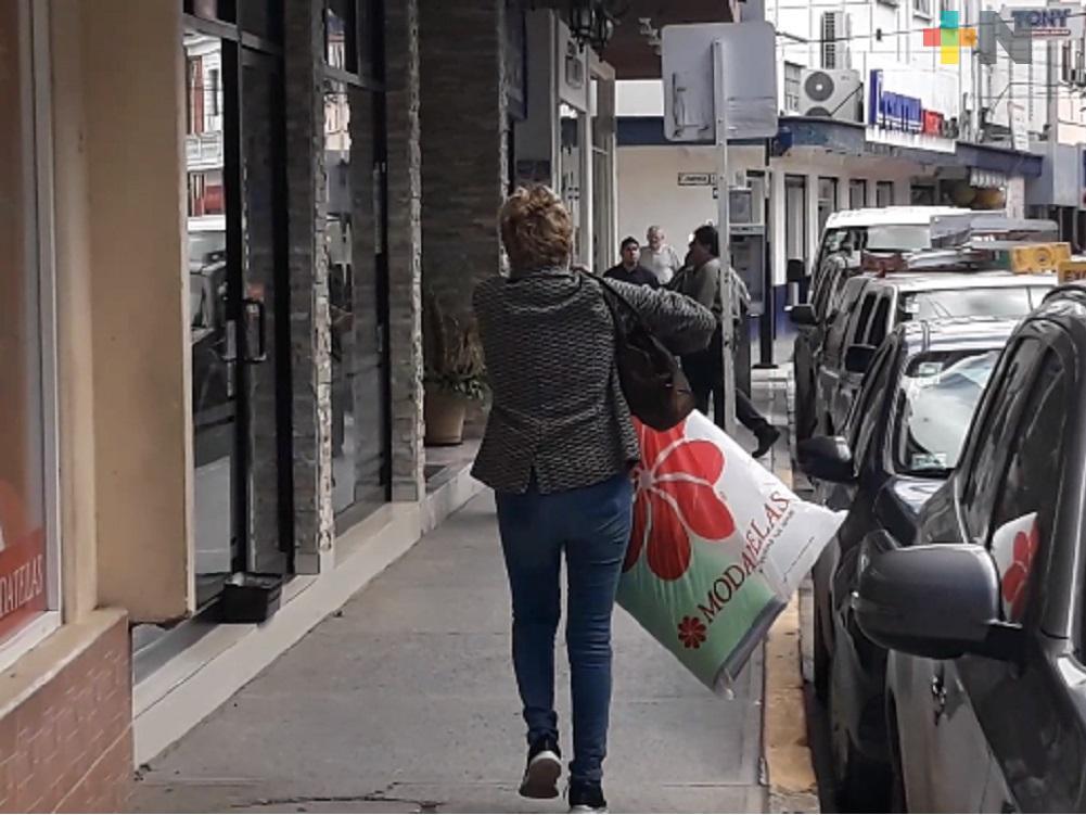 En Tuxpan, Canaco lanza campaña sobre el uso de cubrebocas