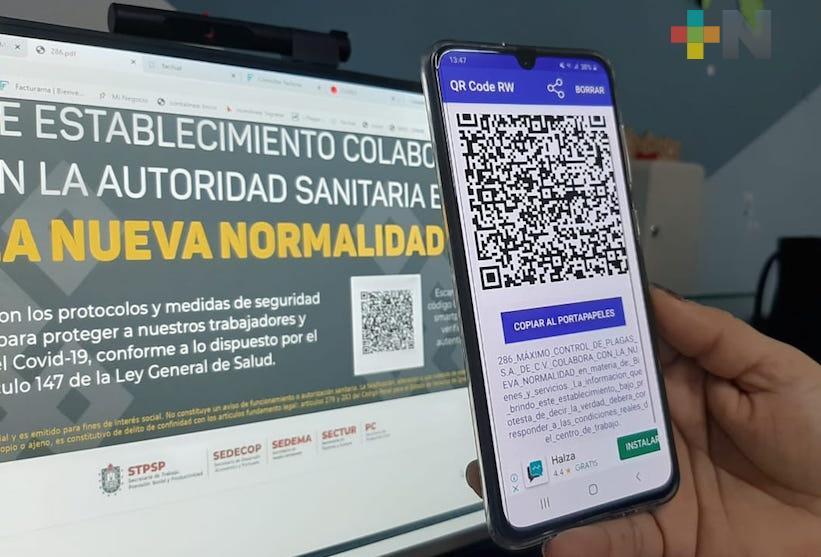 En Veracruz inicia campaña para que comercios y centros de trabajo se reincorporen a la nueva normalidad