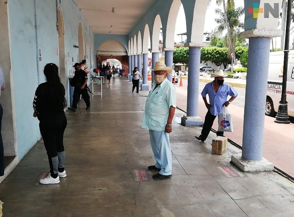 En el municipio de Yanga aprueban el uso obligatorio del cubrebocas