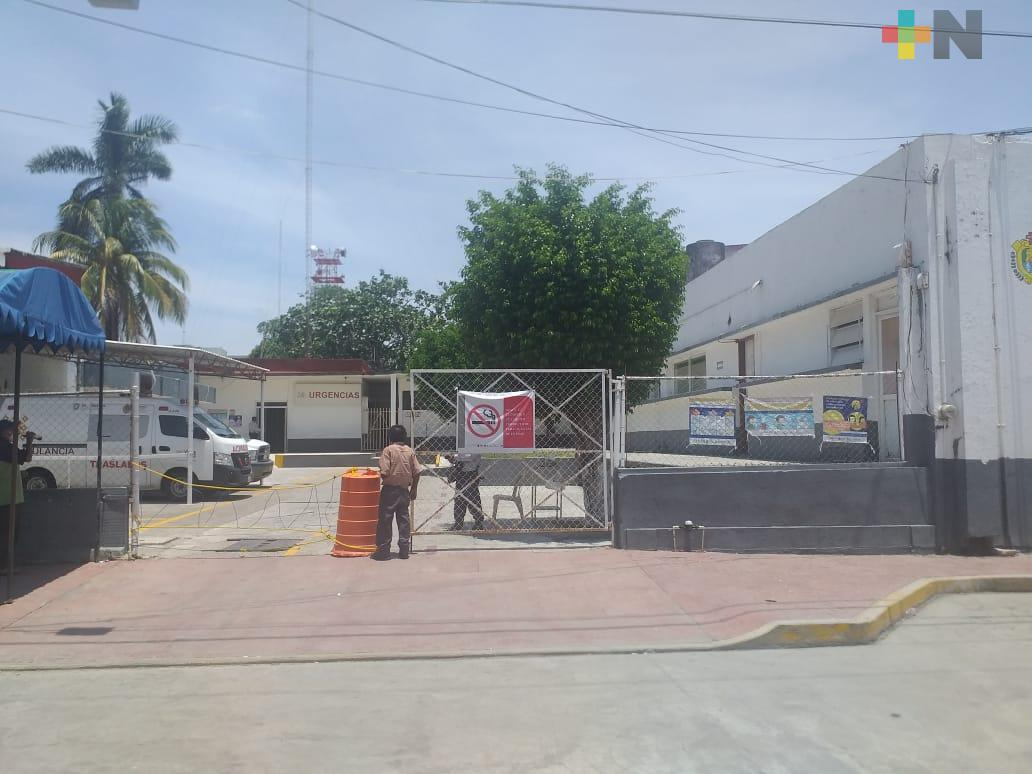 Continúan agresiones a personal médico y enfermeras en Cosamaloapan