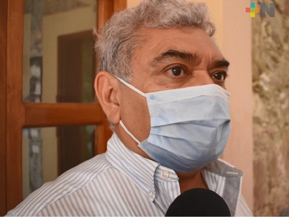 Alcalde de Tantoyuca, pide a población poner en práctica medidas de higiene para evitar coronavirus