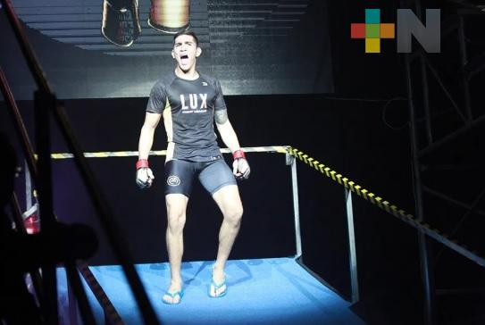 """Bam Bam"" Valenzuela reaparecerá en Lux Fight League Monterrey 009"