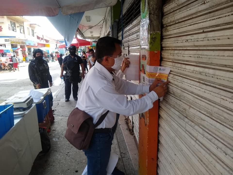 Alcalde de Cosamaloapan espera que decreto estatal ayude a reducir contagios