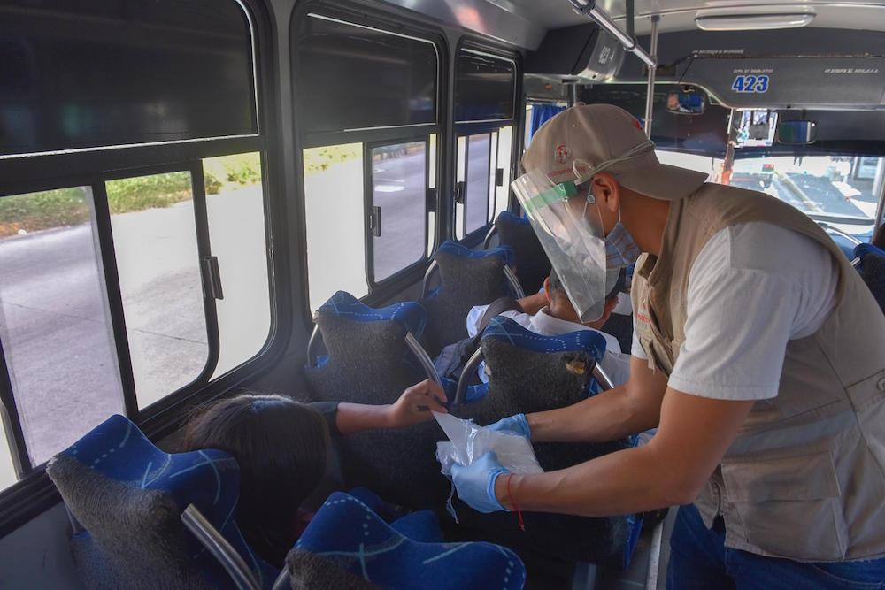 Acuerdan reforzar uso de cubrebocas en Xalapa; exhortan a no realizar fiestas