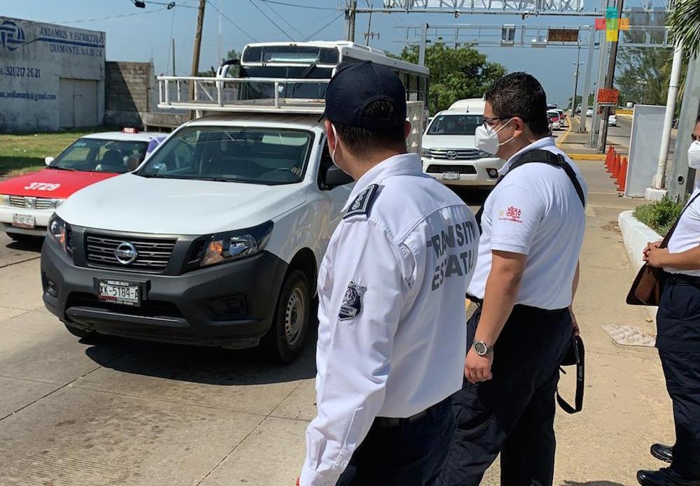 En Xalapa y Emiliano Zapata instalarán filtros para inhibir movilidad vehicular