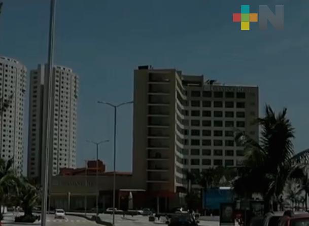Durante temporada decembrina se alcanzó una ocupación hotelera del 50 % en el puerto de Veracruz