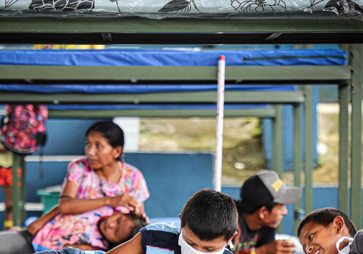 La ONU apoya a Brasil para contener el coronavirus en el Amazonas