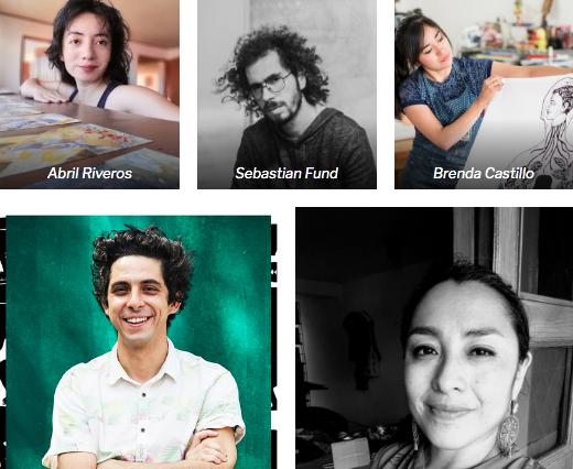 Invita IVEC a conocer los espacios de trabajo de jóvenes creadores veracruzanos