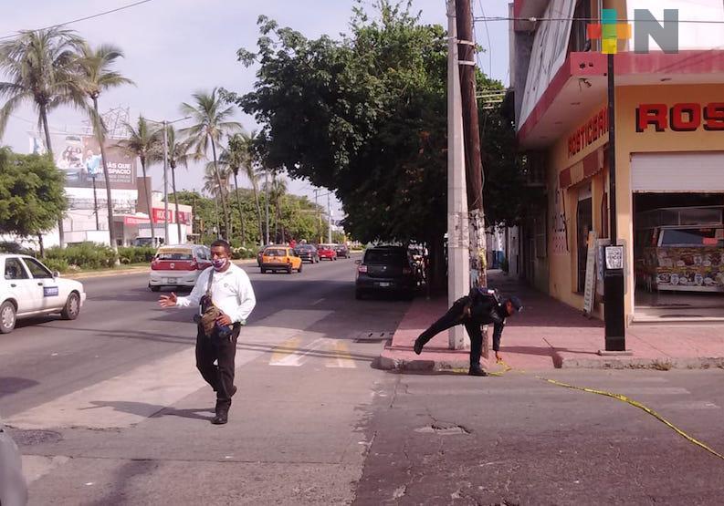 Municipio de Veracruz inició operativo para reducir movilidad