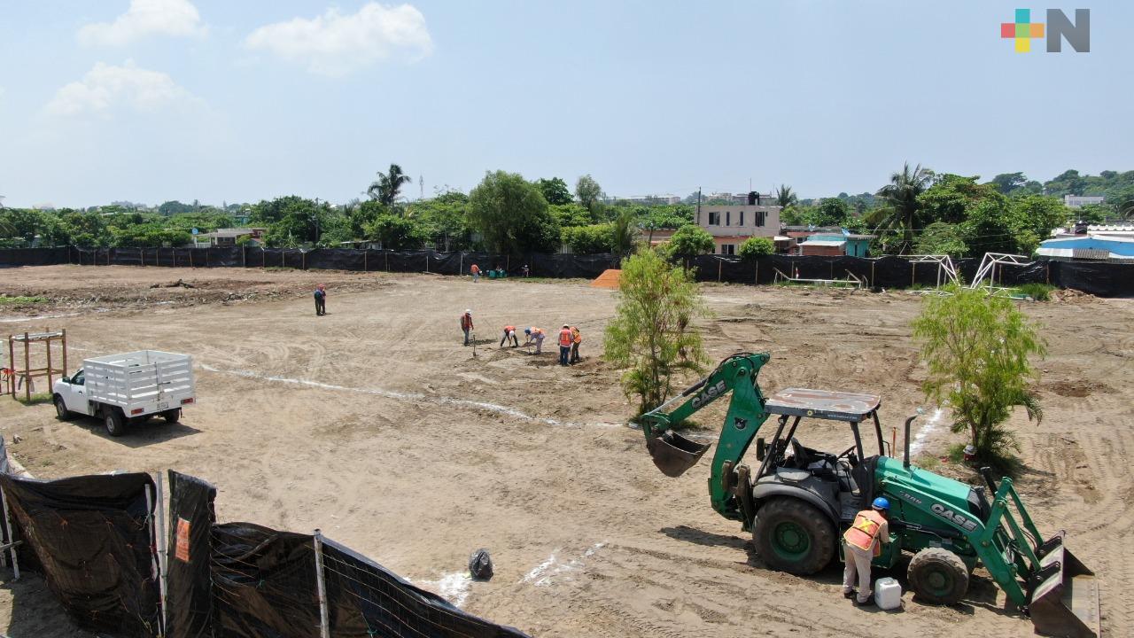 A través del programa de mejoramiento urbano y de vivienda, Sedatu invertirá 2 mil 238 millones de pesos en Veracruz