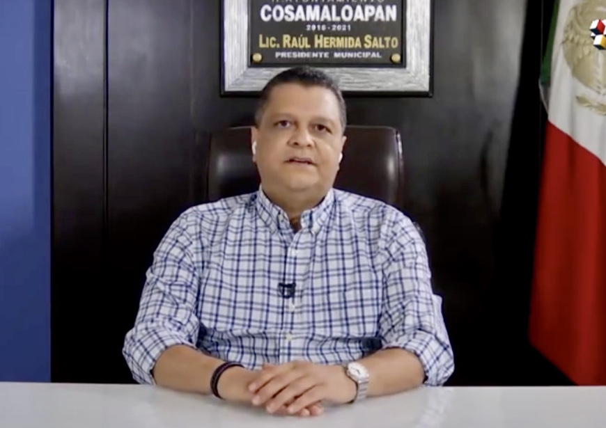 Voté por reducir prerrogativas a partidos políticos para atender cuestiones de salud: alcalde de Cosamaloapan