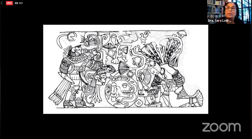 Juego de pelota, espacio de decisiones económicas y políticas: arquéologos