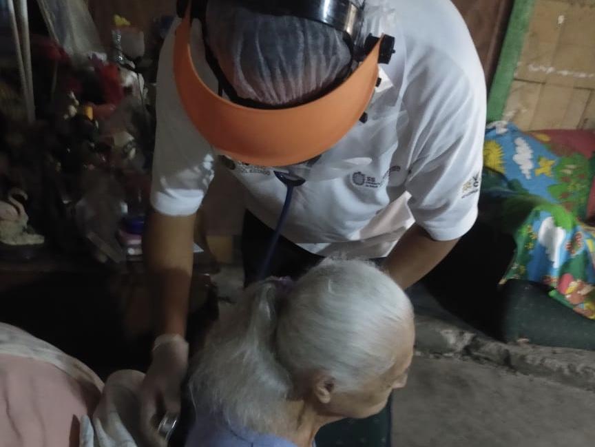 Atiende Programa Médico Amigo a 108 pacientes en el norte de Veracruz