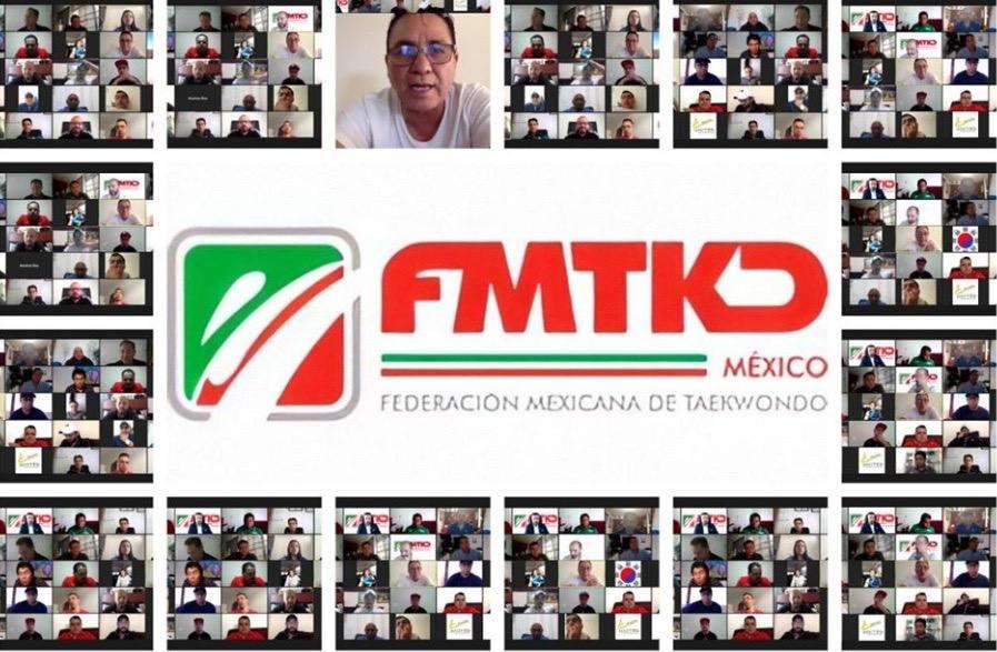 Taekwondo más unido que nunca: FMTKD