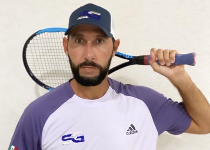 Santiago González, tenista con visión empresarial