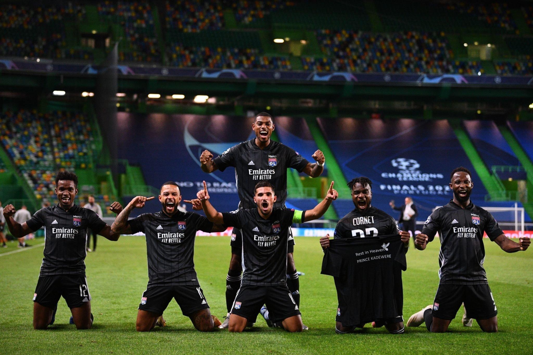 Otra sorpresa en la Champions League: Lyon eliminó al Manchester City
