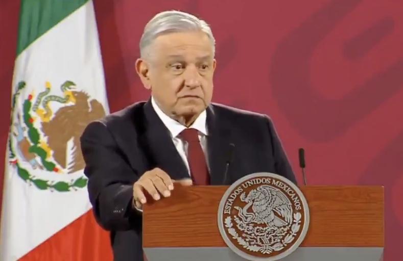 """""""Tendrán derecho a la vacuna todos los mexicanos"""": AMLO"""