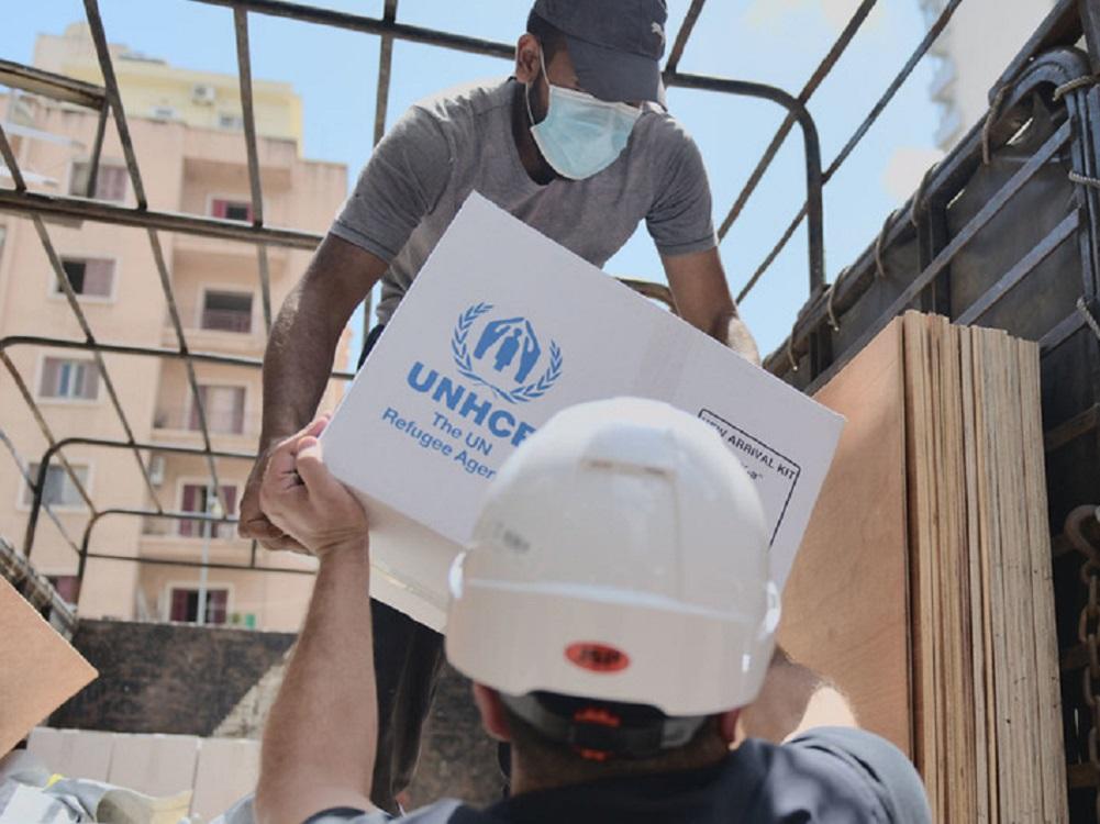 ACNUR asiste a más de 100.000 afectados por la explosión del puerto de Beirut