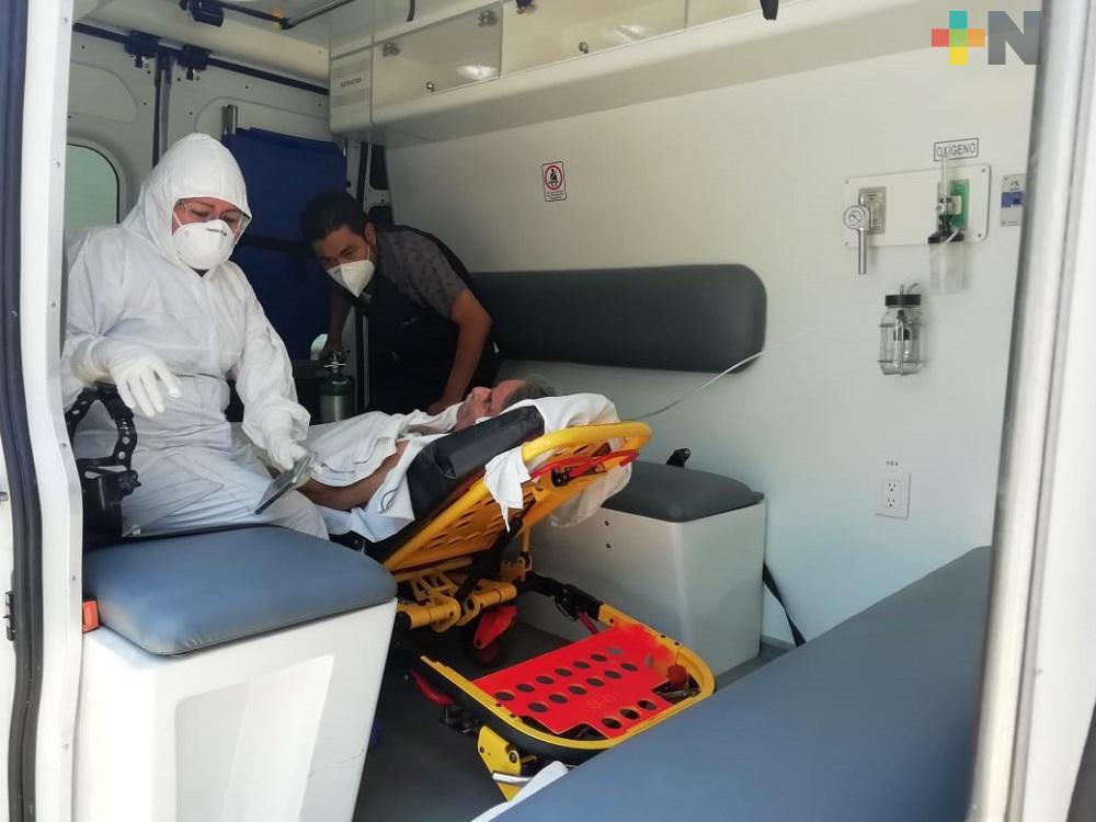 Reportan 76,430 defunciones por COVID-19 en México