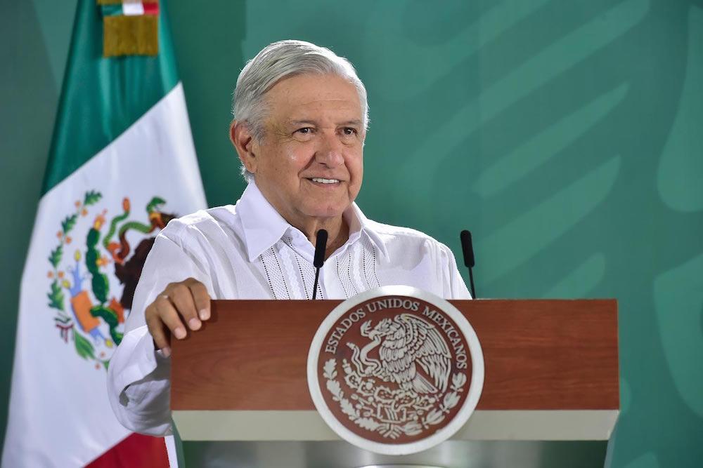 Presidente informa avances de los programas de bienestar en Sinaloa; benefician al 65% de los hogares, asegura