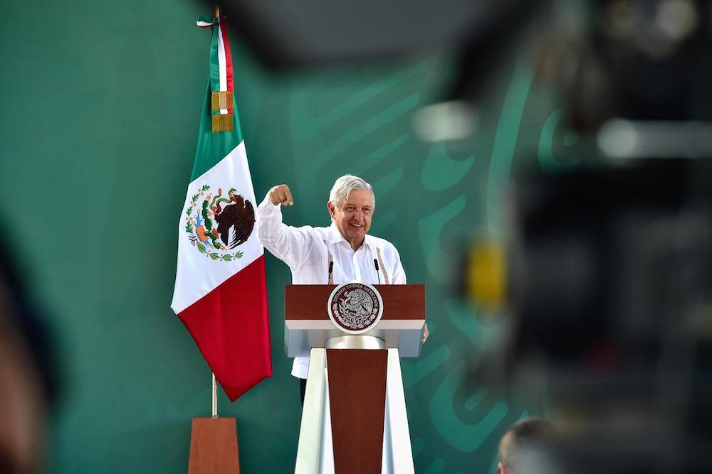 En este gobierno sí hay límite entre delincuencia y autoridad, afirma presidente en Sonora