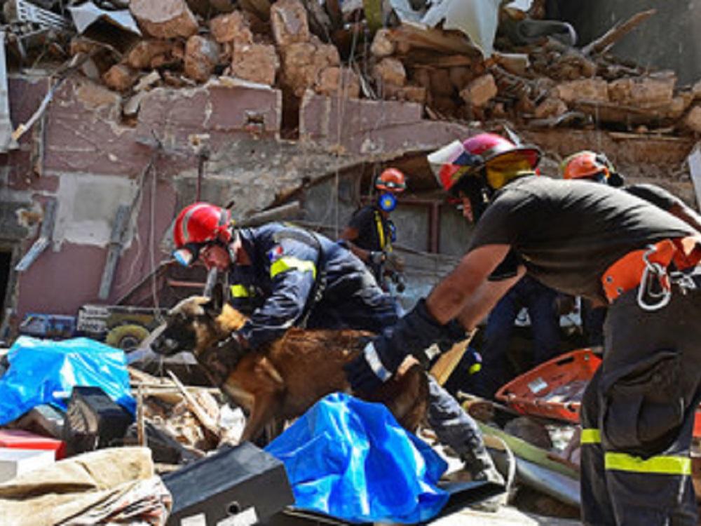 Aumentan los casos de COVID-19 en Líbano tras la explosión en Beirut