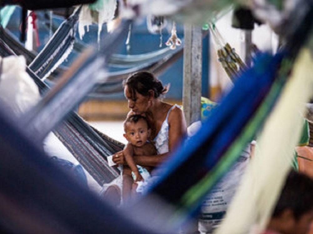 ONU ayuda a la respuesta contra COVID-19 en Brasil