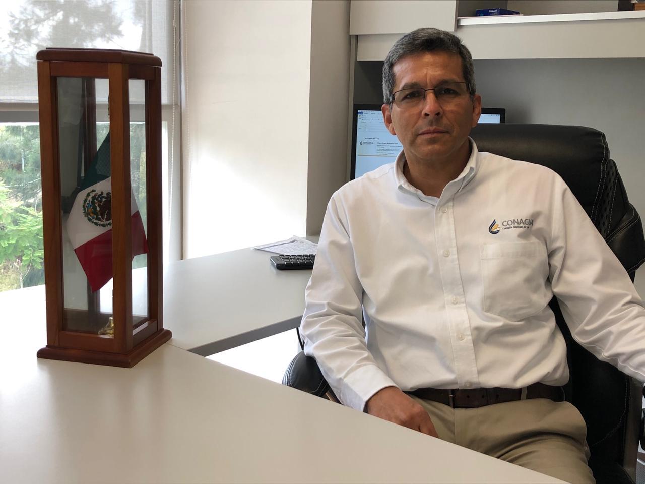 Anuncia Conagua a nuevo titular   en su Organismo de Cuenca Golfo Centro
