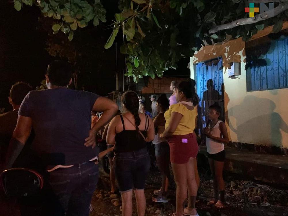 Ciudadanos de Soledad de Doblado, salen a la caza de supuesto «nahual» sin respetar sana distancia