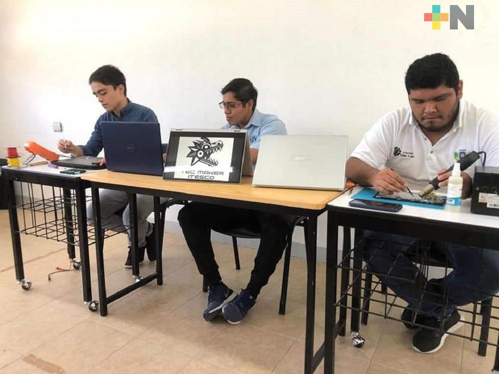 Club Tec Maker realizará mantenimiento gratis a laptops de la comunidad estudiantil del Itesco