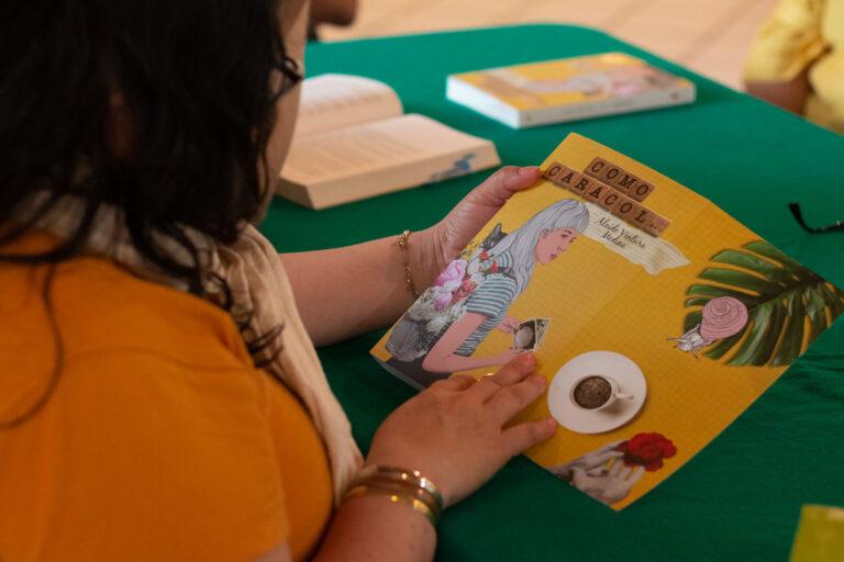 Promueve IVEC actividades de difusión literaria y de las librerías xalapeñas