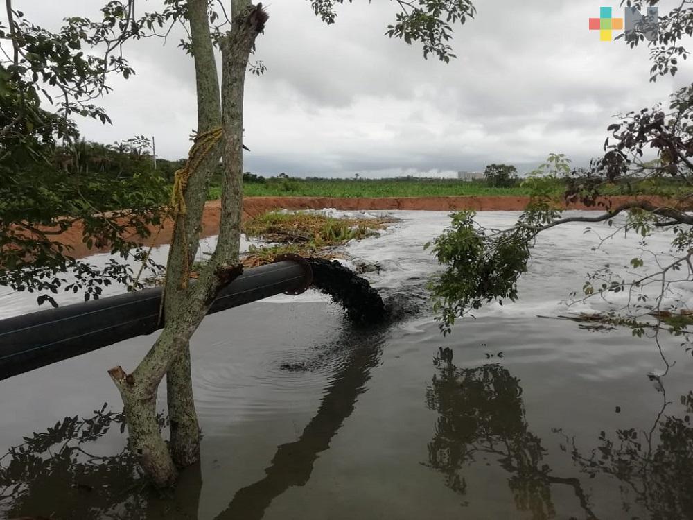 Con una inversión de 60 mdp, entrará en operación Planta de Tratamiento de Aguas Residuales en Coatzacoalcos