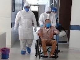 En los últimos días, 5 pacientes recuperados de COVID-19 en Hospital de Coatzacoalcos